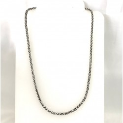 Thin Snake Link Chain
