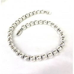Large Size Silver Beads...
